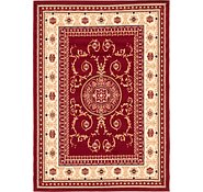 Link to 163cm x 225cm Classic Aubusson Rug