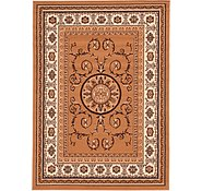 Link to 160cm x 225cm Classic Aubusson Rug