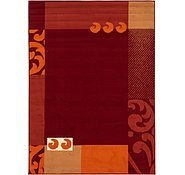Link to 163cm x 225cm Reproduction Gabbeh Rug