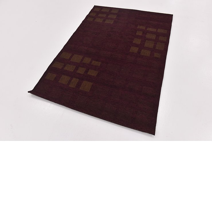 4' x 5' 7 Outdoor Modern Rug