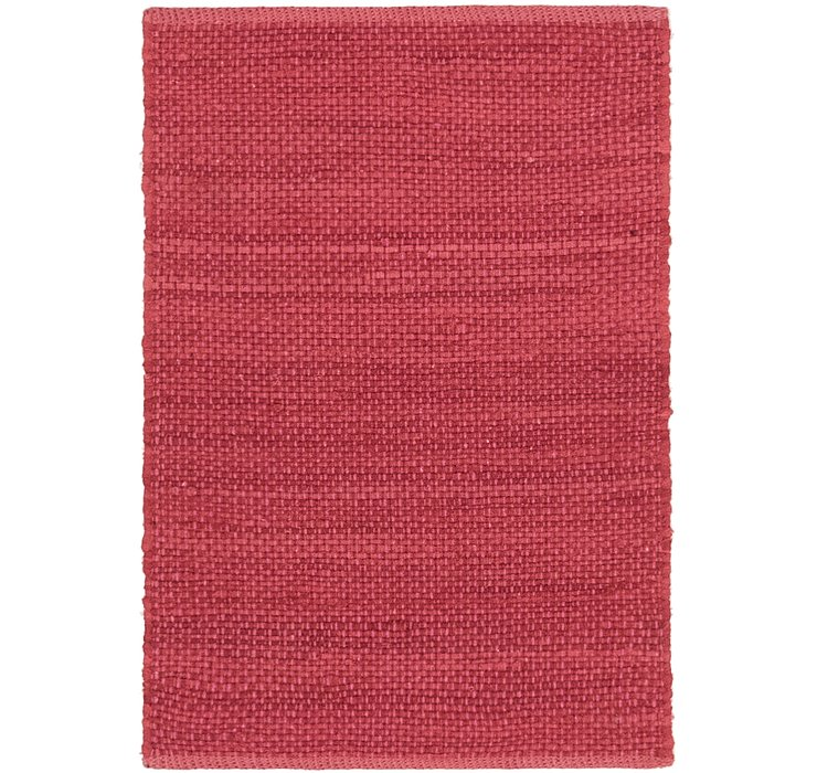 2' x 3' Chindi Cotton Rug