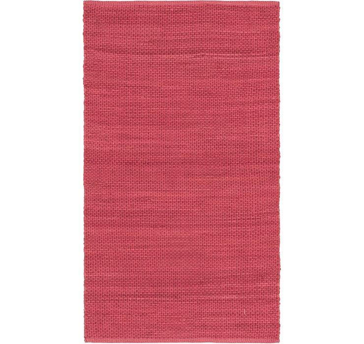 85cm x 152cm Chindi Cotton Rug