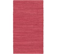 Link to 85cm x 147cm Chindi Cotton Rug