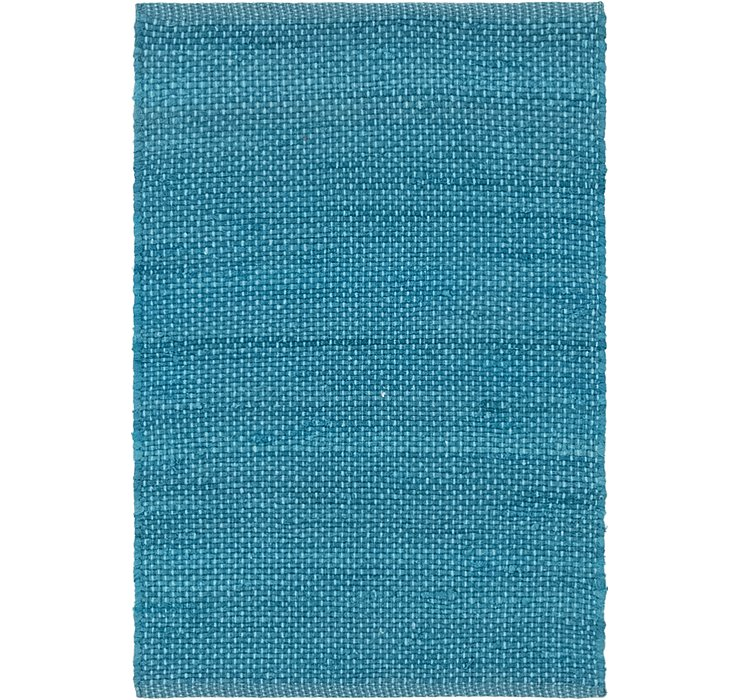60cm x 97cm Chindi Cotton Rug