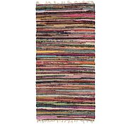Link to 70cm x 142cm Chindi Cotton Rug