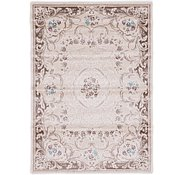 Link to 140cm x 195cm Classic Aubusson Rug