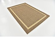 Link to 160cm x 235cm Outdoor Border Rug
