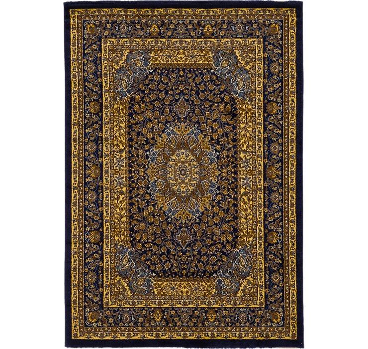 152cm x 218cm Mashad Design Rug