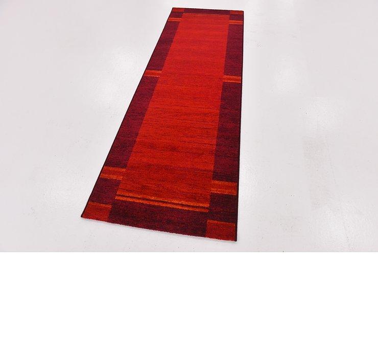 2' 7 x 8' Frieze Runner Rug