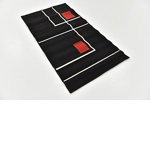 Link to 80cm x 147cm Reproduction Gabbeh Rug item page
