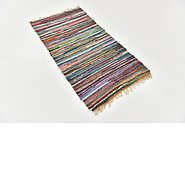 Link to 70cm x 135cm Chindi Cotton Rug