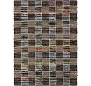 Link to 142cm x 193cm Chindi Cotton Rug