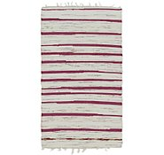 Link to 70cm x 132cm Chindi Cotton Rug