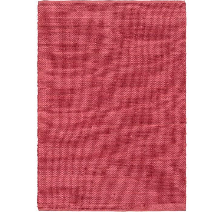 122cm x 175cm Chindi Cotton Rug