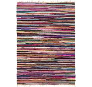 Link to 140cm x 195cm Chindi Cotton Rug