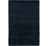 Link to 122cm x 175cm Solid Gabbeh Rug