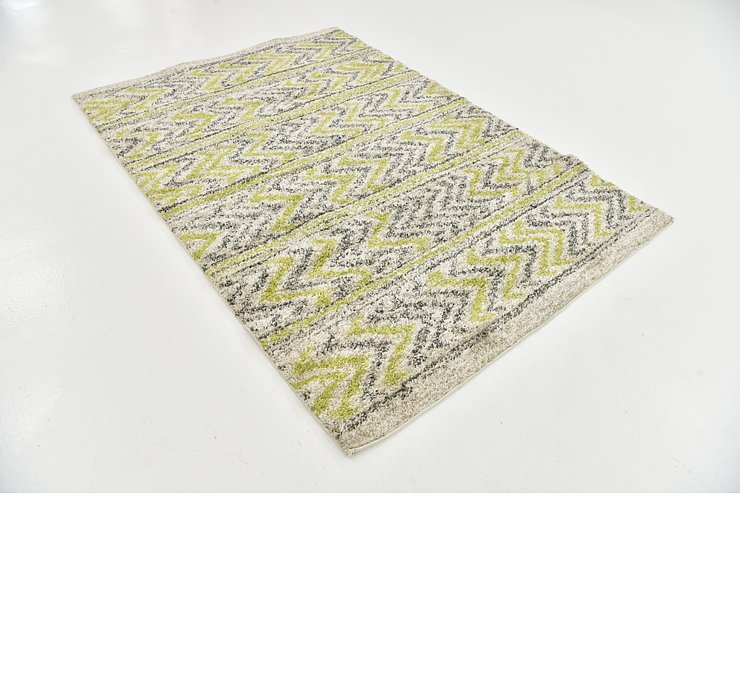 5' x 8' Luxe Frieze Rug