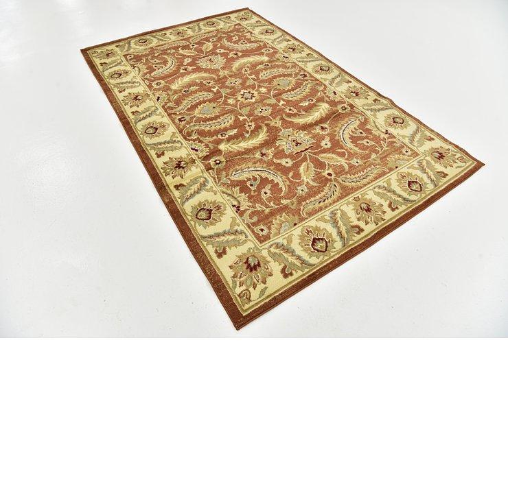 5' x 8' Classic Agra Rug