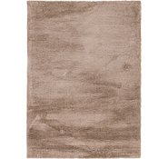 Link to 160cm x 220cm Luxe Solid Shag Rug