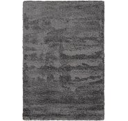 Link to 163cm x 245cm Solid Shag Rug