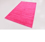 Link to 152cm x 245cm Solid Shag Rug