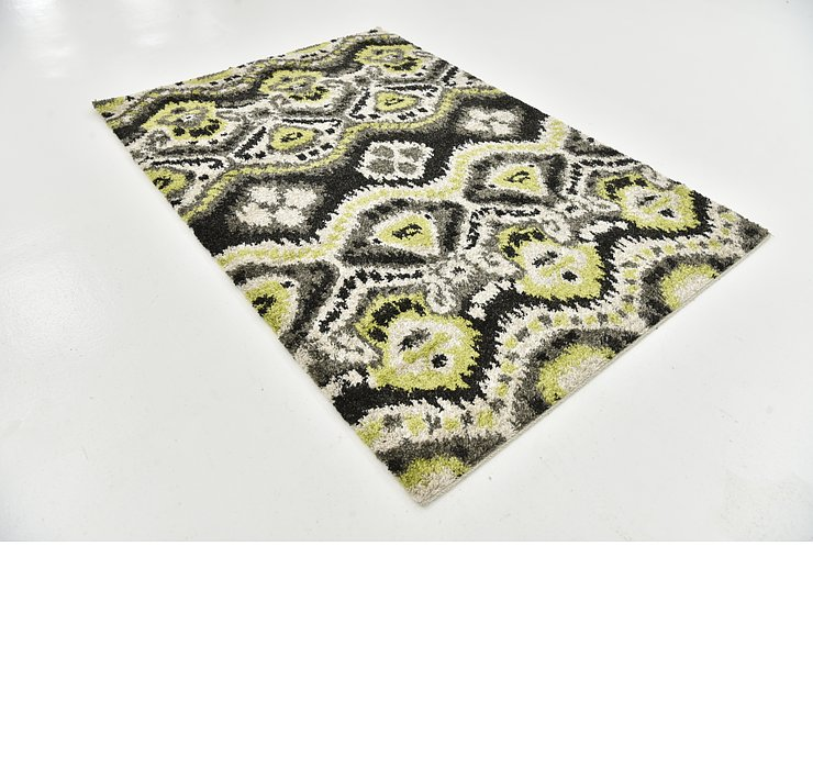 5' 2 x 7' 6 Luxe Frieze Rug
