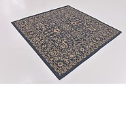 Link to 6' x 6' Outdoor Botanical Square Rug