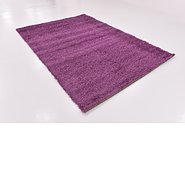 Link to 200cm x 282cm Solid Shag Rug