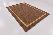 Link to 198cm x 290cm Outdoor Border Rug