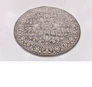 Link to 122cm x 122cm New Vintage Round Rug