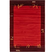 Link to 198cm x 290cm Reproduction Gabbeh Rug