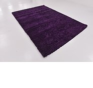 Link to 200cm x 292cm Solid Shag Rug