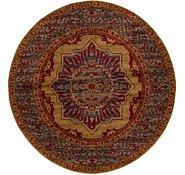 Link to 245cm x 245cm Mamluk Round Rug