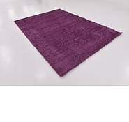 Link to 198cm x 285cm Solid Shag Rug
