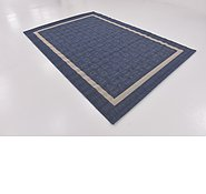 Link to 198cm x 287cm Outdoor Border Rug