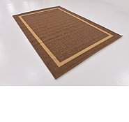 Link to 200cm x 295cm Outdoor Border Rug