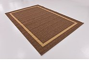 Link to 198cm x 292cm Outdoor Border Rug