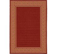 Link to 198cm x 287cm Outdoor Modern Rug