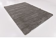Link to 198cm x 290cm Solid Shag Rug
