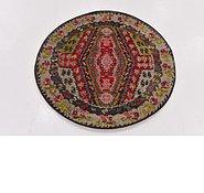 Link to 100cm x 100cm Santa Fe Round Rug