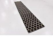 Link to 80cm x 395cm Trellis Runner Rug