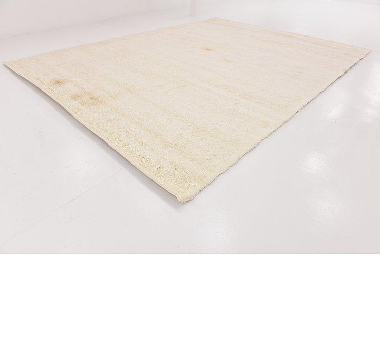 12' x 15' Solid Shag Rug