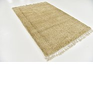 Link to 157cm x 230cm Solid Shag Rug