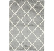 Link to 160cm x 235cm Luxe Solid Shag Rug