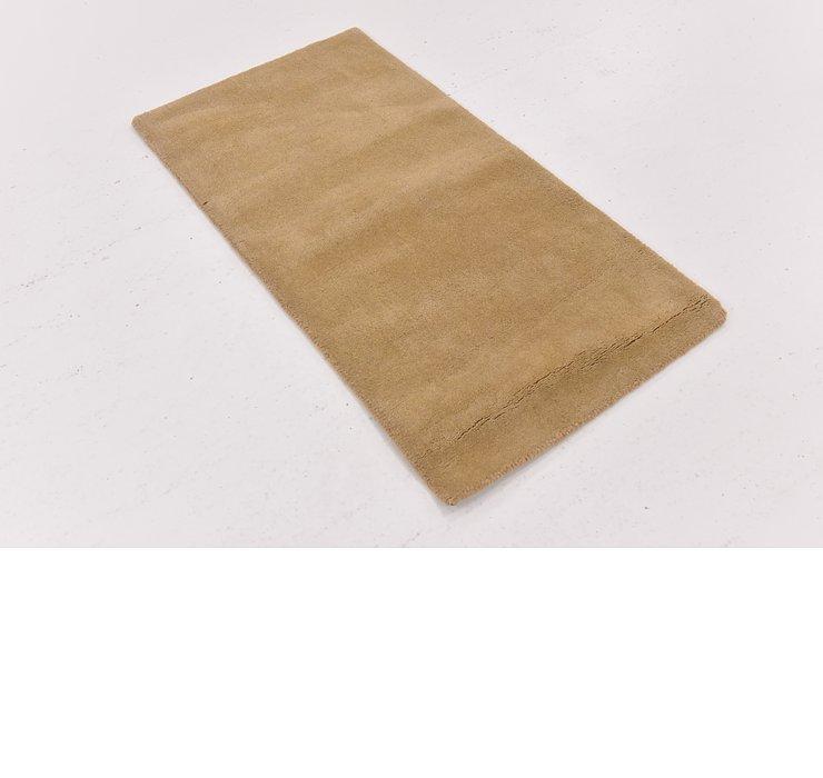 2' 4 x 4' 5 Indo Gabbeh Rug