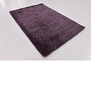 Link to 160cm x 225cm Luxe Solid Shag Rug