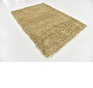 Link to 157cm x 230cm Luxe Solid Shag Rug
