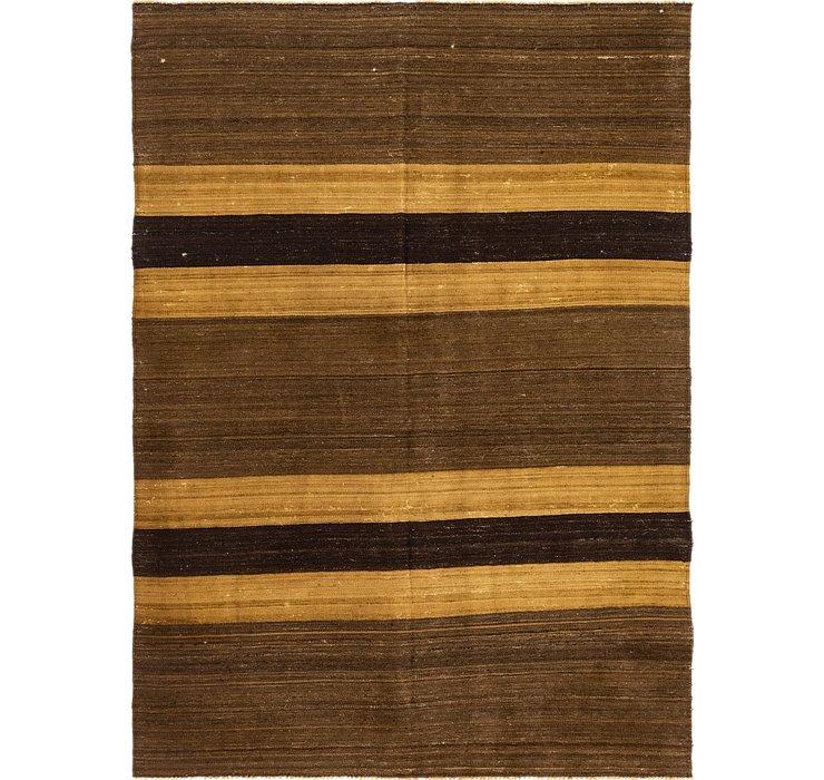 165cm x 230cm Kilim Afghan Rug