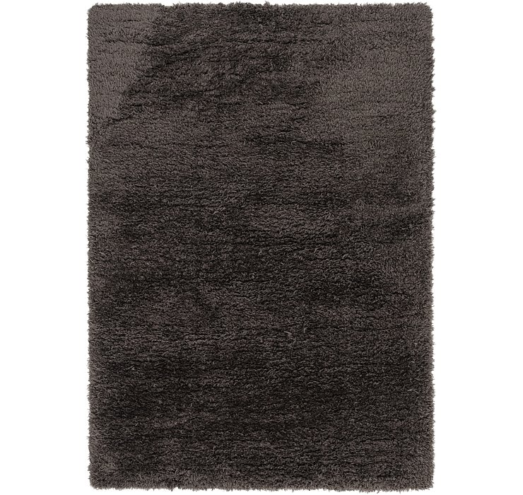 163cm x 235cm Luxe Solid Shag Rug