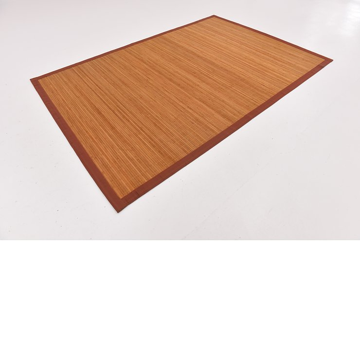 5' 3 x 7' 7 Bamboo Rug